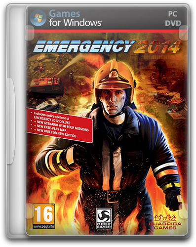 Emergency 2014 (2013) PC | RePack от xatab