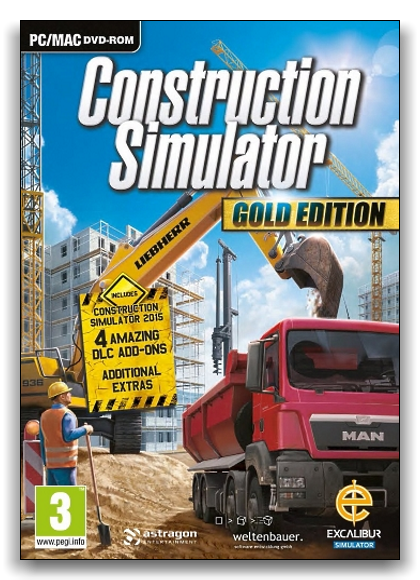 Construction Simulator 2015: Gold Edition (2014) PC | RePack от xatab