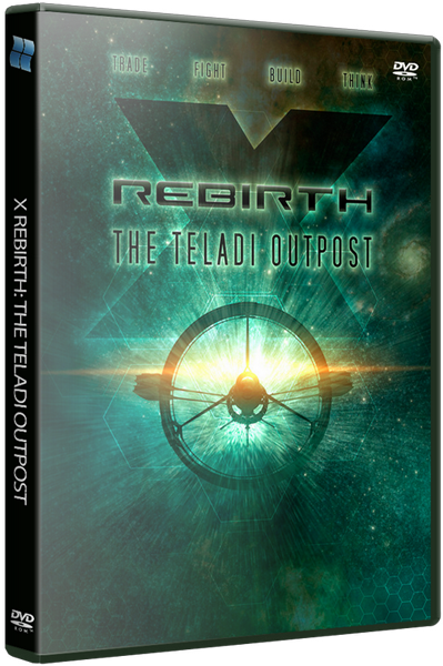 X Rebirth [v 4.1 + 2 DLC] (2013) PC | RePack от xatab