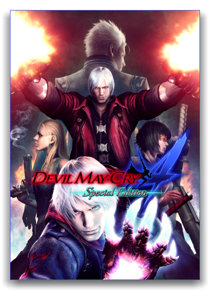 Devil May Cry 4: Special Edition (2015) PC | RePack от xatab