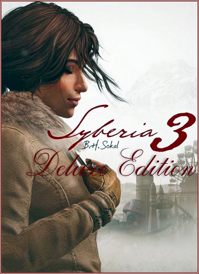 Сибирь 3 / Syberia 3: Deluxe Edition (2017) PC | RePack by xatab