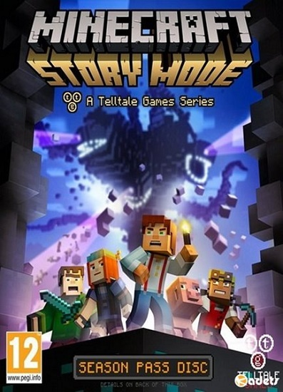 Minecraft: Story Mode - Season Two Episode 1- 5 (2017) PC | RePack by xatab