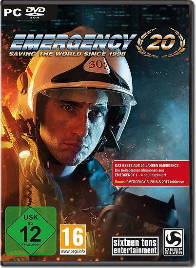 EMERGENCY 20 (Sixteen Tons Entertainment) (RUS|ENG) [RePack] by xatab