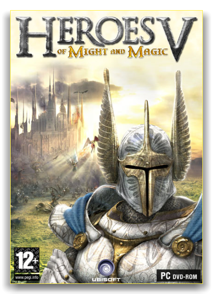 Heroes of Might and Magic V - Gold Edition (RUS|RUS) [RePack] от xatab