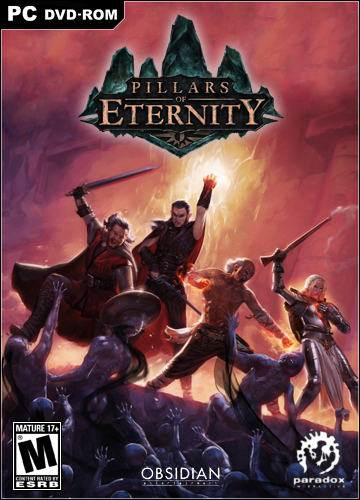 Pillars of Eternity: Royal Edition [v 3.7.0.1318] (2015) PC | RePack от xatab