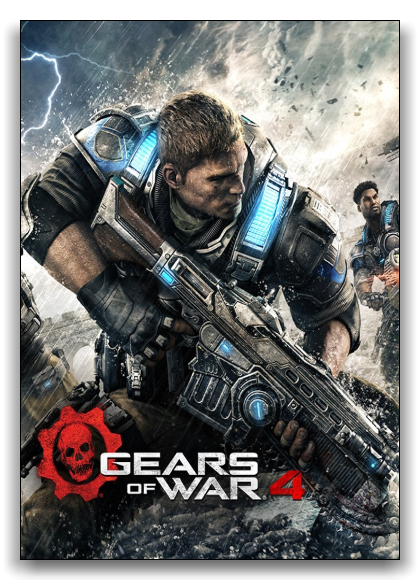 Gears of War 4 (2016) PC | RePack by xatab