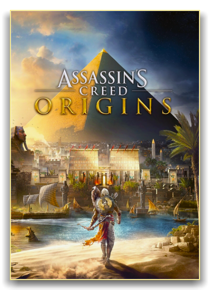 Assassin's Creed: Origins (Ubisoft) (RUS|ENG) [RePack] by xatab