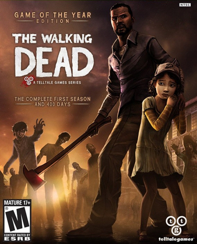 The Walking Dead - Season 1 + 400 Days  (2012) RePack от xatab