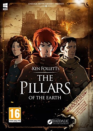 Ken Follett's The Pillars of the Earth: Book 1-3 [v 1.1.703] (2017) PC | RePack от