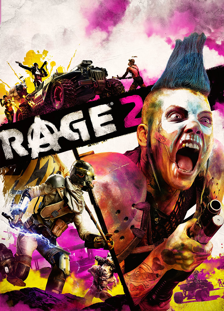 RAGE 2 - Deluxe Edition (2019) PC | Лицензия