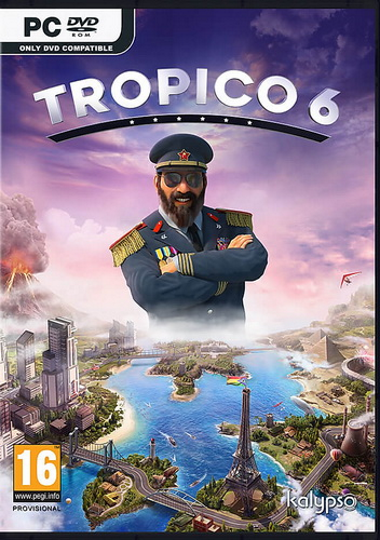 Tropico 6  El Prez Edition [1.11(154)] (2019)  PC | RePack от xatab