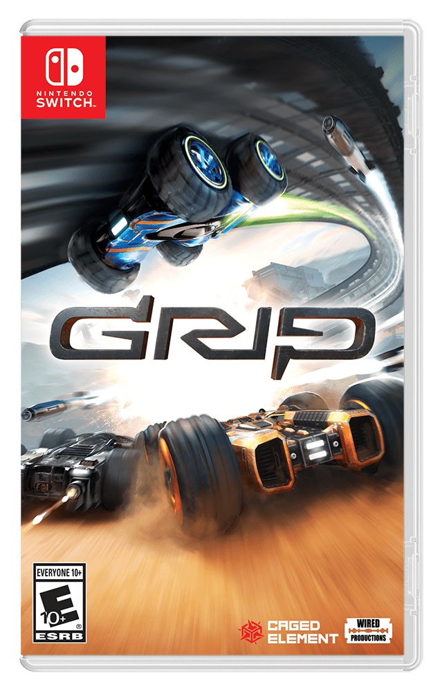 Grip: Combat Racing [v 1.4.0 + DLCs] (2016) PC | RePack от xatab