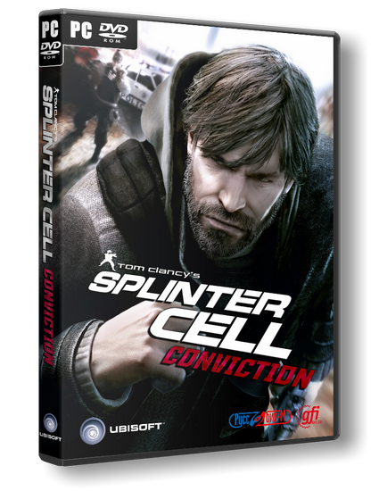 Tom Clancy's Splinter Cell: Conviction  (2010) RePack от xatab