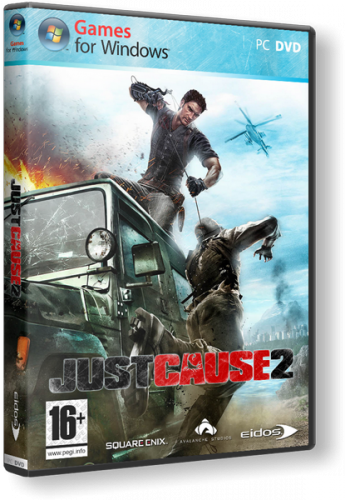 Just Cause 2: Complete Edition (2010) PC | RePack от xatab