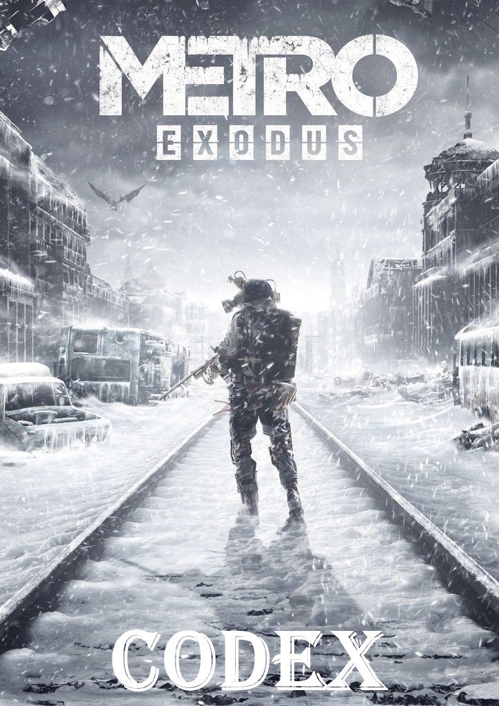 Metro: Exodus - Gold Edition [CODEX] (2019) PC | Лицензия