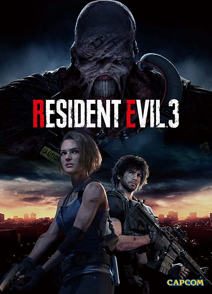 RESIDENT EVIL 3 [Steam-Rip] (2020) PC | Лицензия