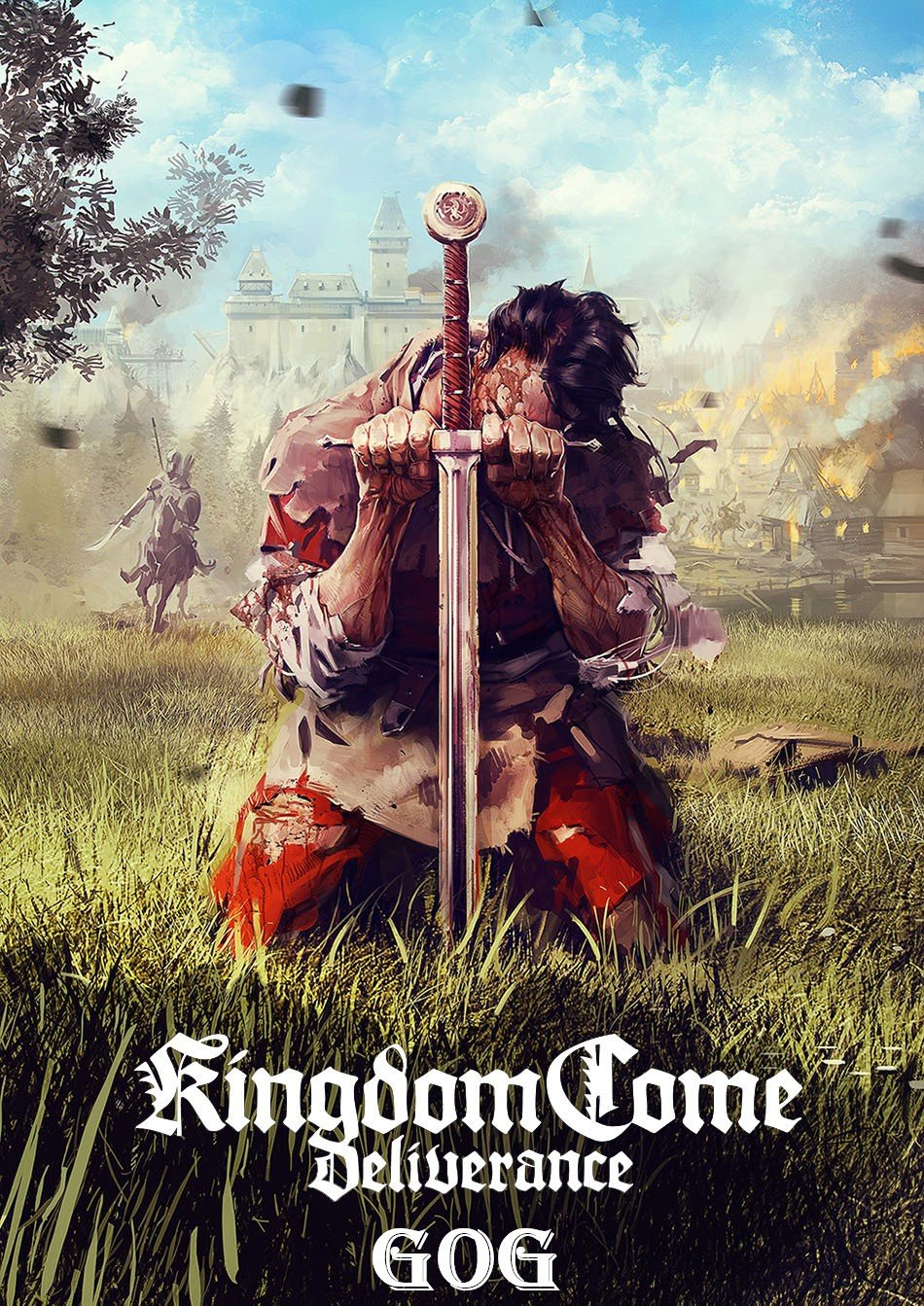 Kingdom Come: Deliverance [GOG] (2018) PC | Лицензия