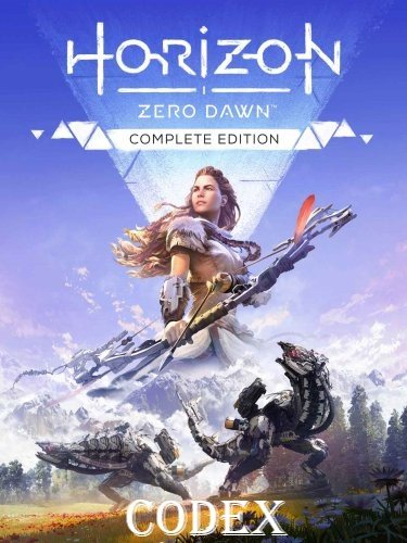 Horizon: Zero Dawn - Complete Edition [CODEX] (2017-2020) PC | Лицензия