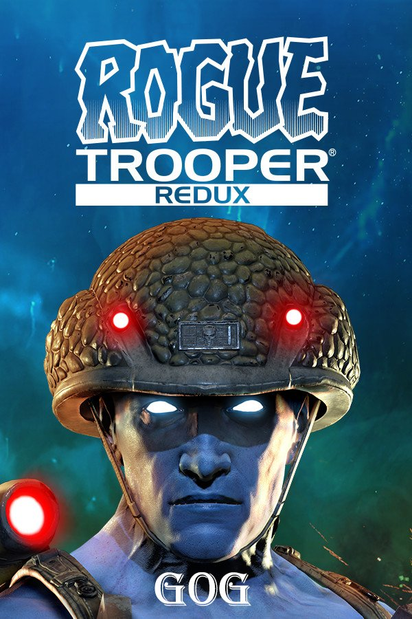 Rogue Trooper: Redux v.5592 [GOG] (2006-2017) PC | Лицензия