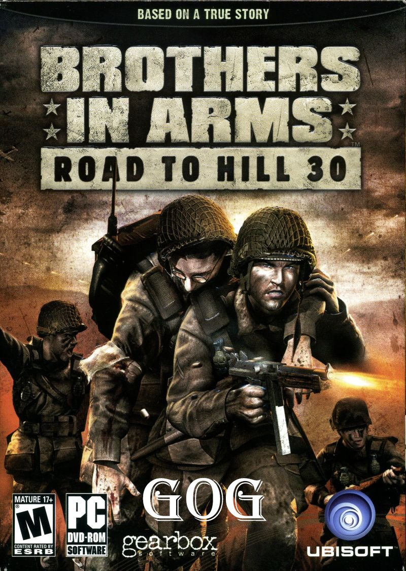 Brothers in Arms: Road to Hill 30 (2005) PC | Лицензия