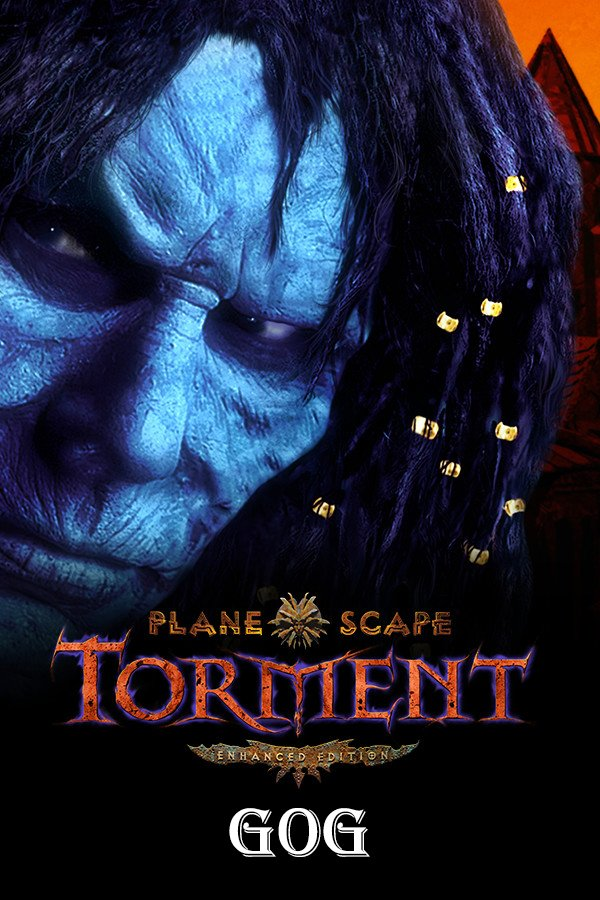 Planescape: Torment - Enhanced Edition [GOG] (1999-2017) PC | Лицензия