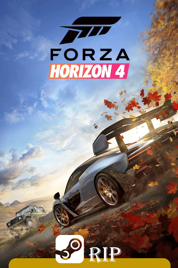 Forza Horizon 4: Ultimate Edition [Steam-Rip] (2018) PC | Лицензия