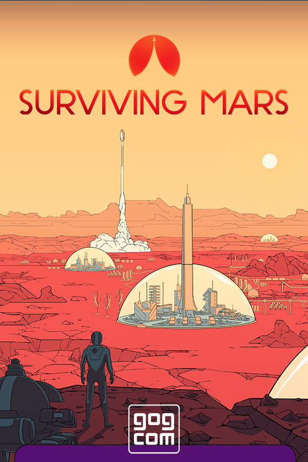 Surviving Mars: First Colony Edition [GOG] (2018) PC | Лицензия