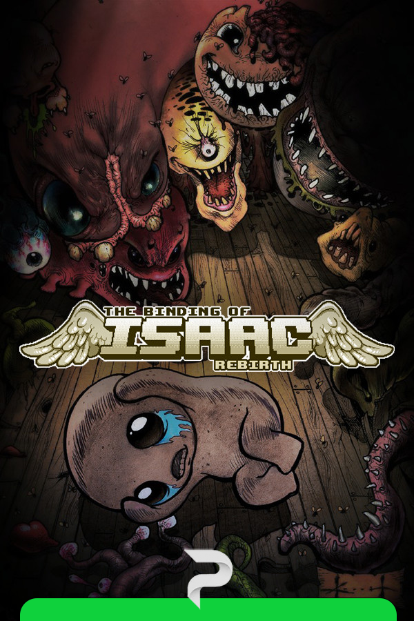The Binding of Isaac: Repentance v. 4.0.2 - 4.0.3 - 4.0.4 [Папка игры] (2021)