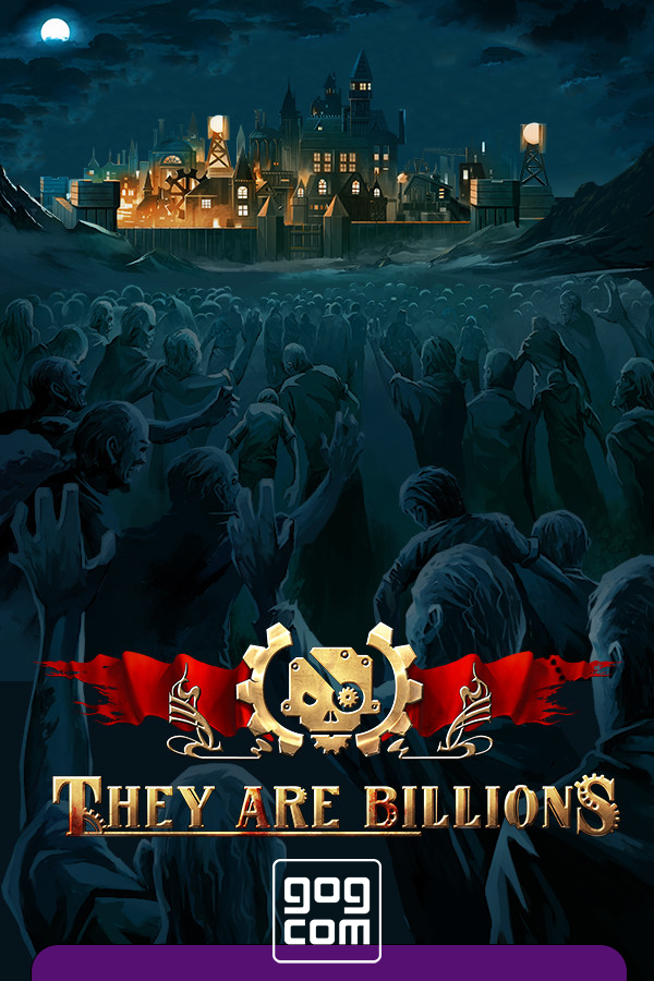 They Are Billions v. 1.1.4.10 [GOG] (2019)