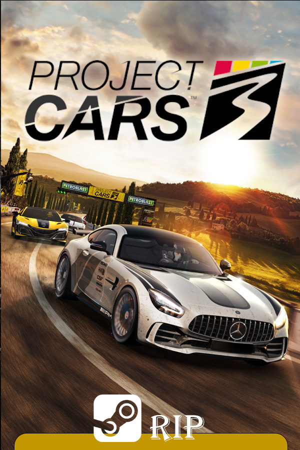 Project CARS 3 - Deluxe Edition [Steam-Rip] (2020) PC | Лицензия