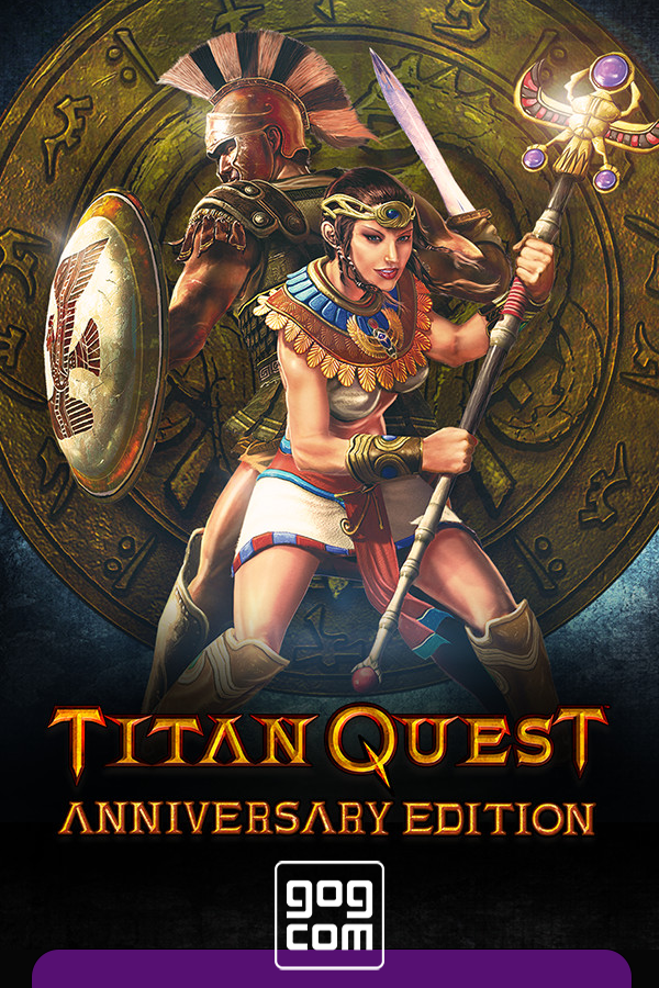 Titan Quest Anniversary Edition v.2.9 mp hotfix (36663) [GOG] (2016)