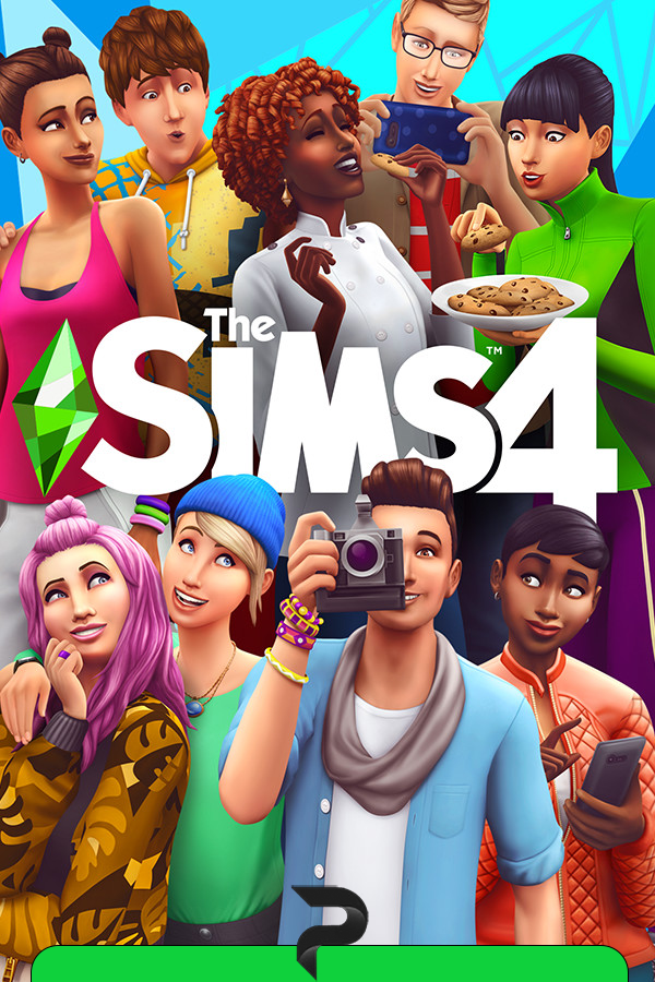 The Sims 4 [OriginRip] (2014) PC | Лицензия